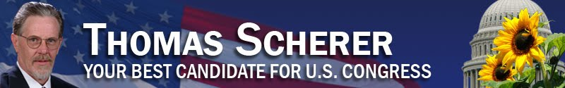Scherer for your Congressman