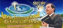 Visite a Igreja Internacional da Graça de Deus!