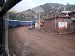 FC de Perú -Cuzco-Aguas Calientes.