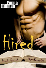 Hired (Book Two of The Recruits)
