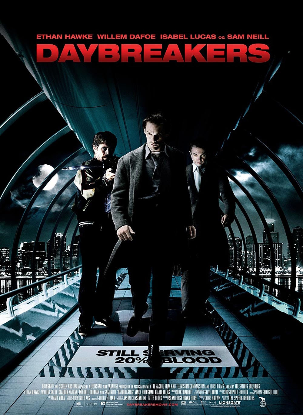 Howeswho: Daybreakers