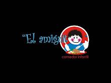 """Logo Comedor Infantil """"El amiguito"""""""