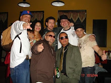 Freeze, Synthia Figueroa, Carlos Berrios, Willie Valentin, Phillip Anthony, Manny and Sammy Zone
