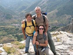 PICOS EUROPA -PUERTO DE HORCADAS 28-08-2007