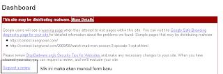 menghilangkan malware 2