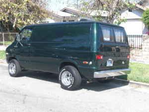 Cool Van For Sale On Craigslist