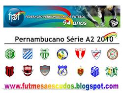 CAMPEONATO PERNAMBUCANO SERIE A2 2013