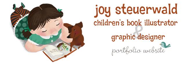 Joy Steuerwald's Portfolio