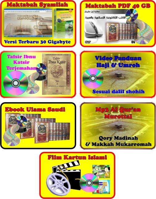 Kitab Kuning Digital Maktabah Syamilah
