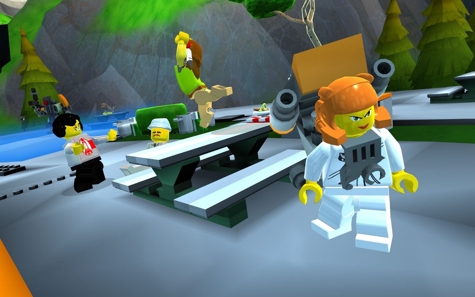 lego multiplayer online games