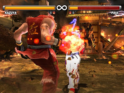 Download Game Tekken 5 PC Full Crack