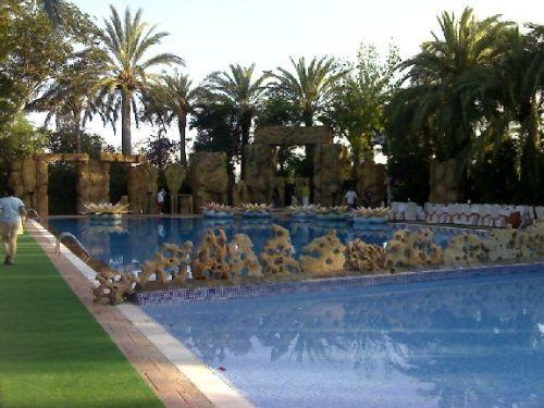 Decorac n en piscinas decoraci n de piscinas fotos de decoracion de interiores de casas - Decoracion de piscinas ...
