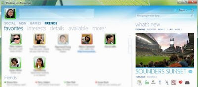 MSN Messenger 2010