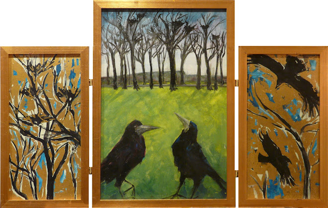 Crow Inch Ikon