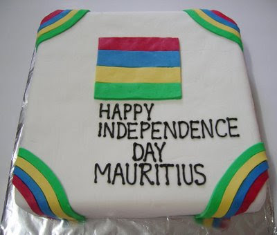 independence day of mauritius While on my cruise in the middle of the indian ocean ,i received and invitation from mauritius tourism inviting me to join them for the 50 year independence day celebrationsi was gob.