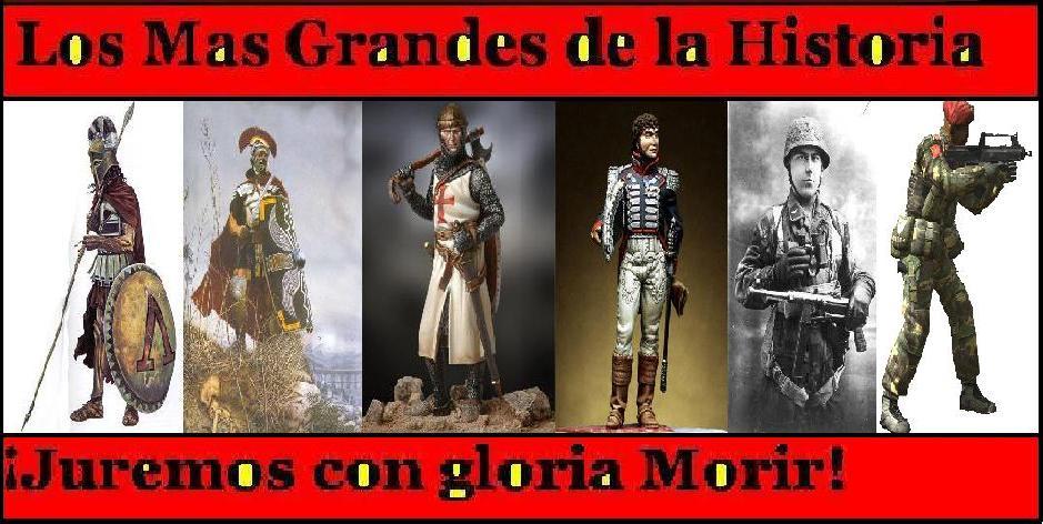 Los Mas Grandes de la Historia