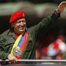 Nuestro apoyo al comandante Chávez
