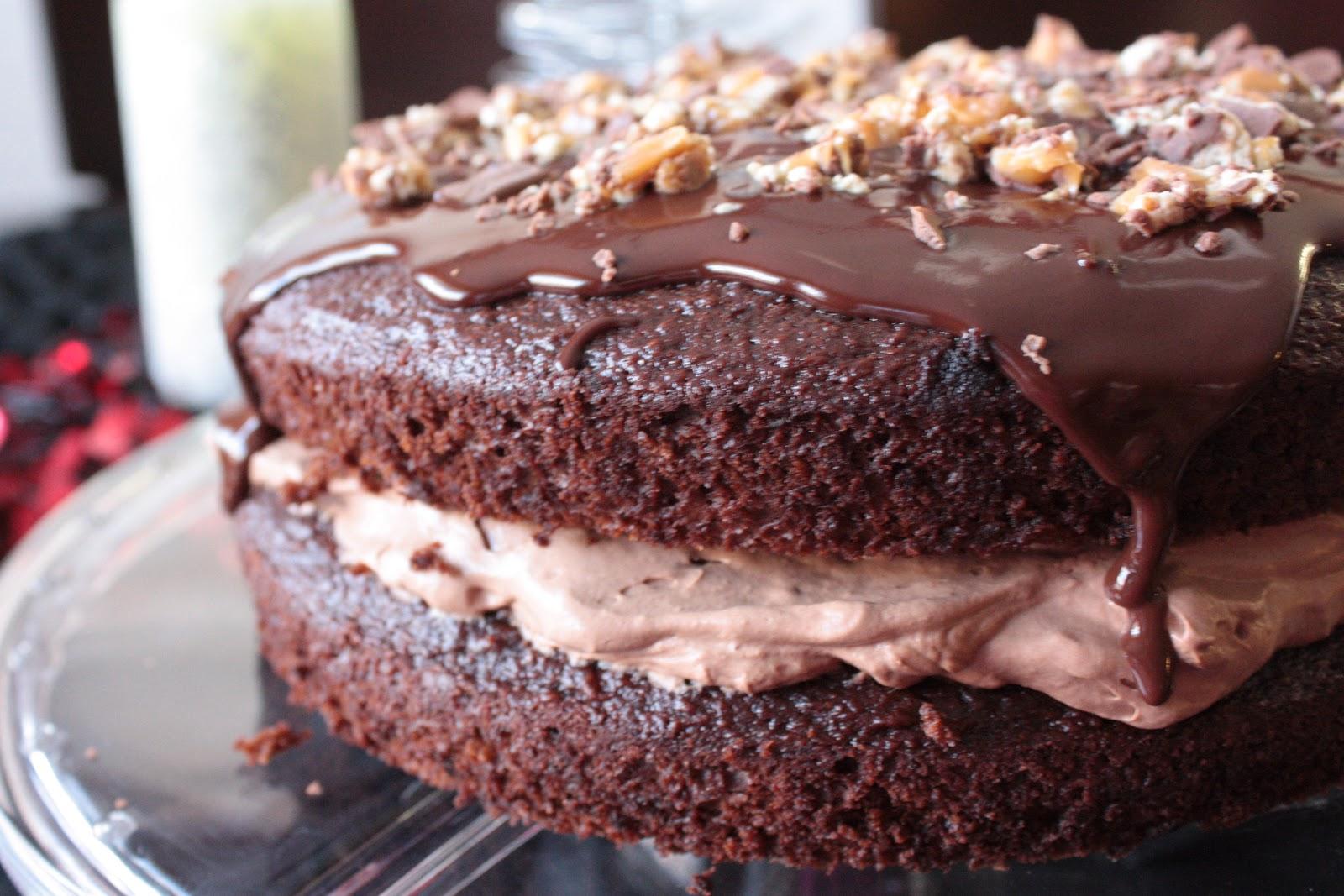 Рецепт торта сникерс домашних условиях