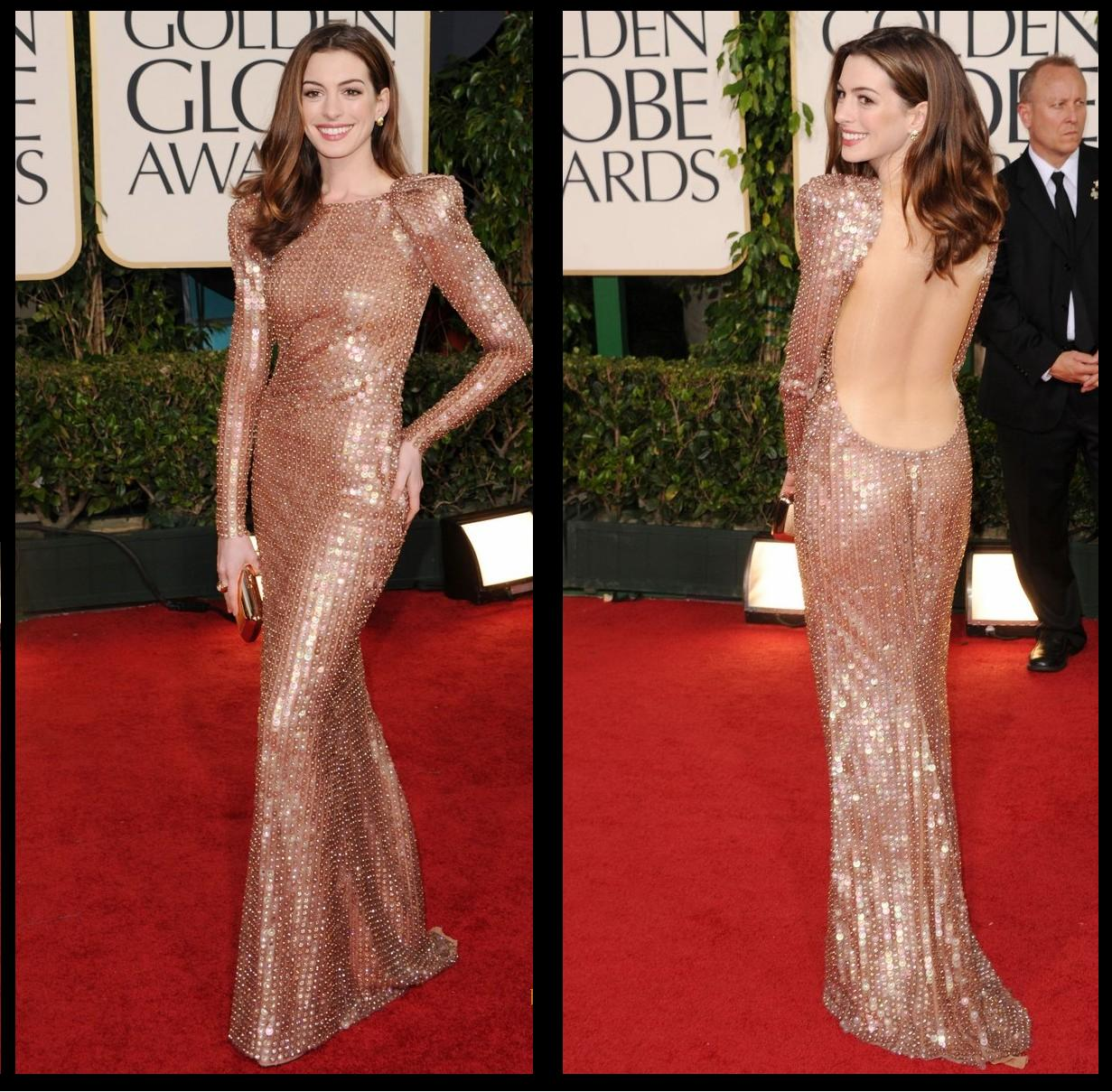 Style Smiles: My Winners For The 2011 Golden Globes
