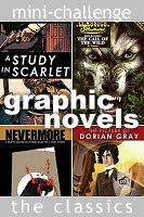Graphic Novels Mini Challenge
