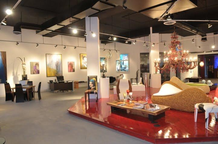 avant gallery  Design Miami: Best design stores VenuemagInterior3 255B1 255D
