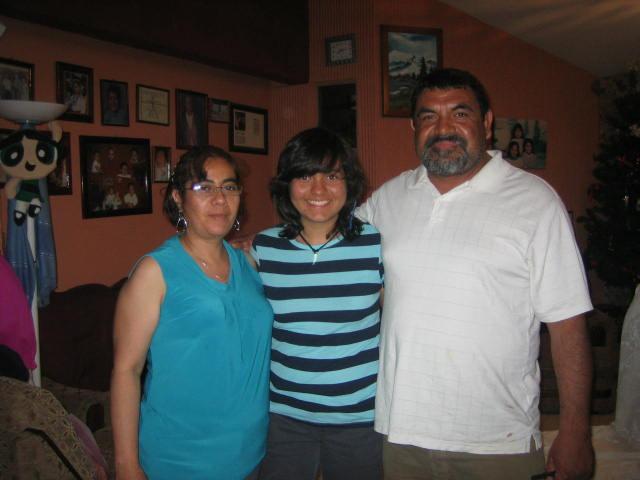 Fam. Ramirez Lopez se integran al esfuerzo de Fundacion Caminemos Ejutla A.C