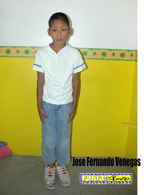 Jose Fernando Venegas