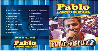 Pablo e Grupo Arrocha em Bailão do Arrocha