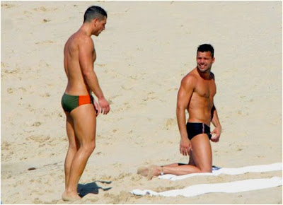 ricky martin boyfriend pics