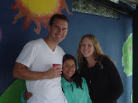 We left a part of our fam in Guate..
