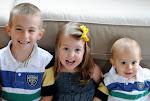 Haiden, Ella, and Mason