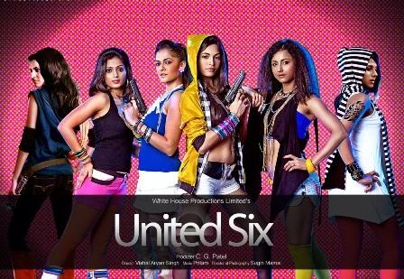 United Six (2011) SL HC - Parvathy Omanakuttan, Daisy Bopanna, Luna Lahkar, MahiIsha Batwe, Pooja Sharma