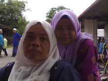 mak ngan adik