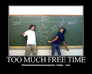 Motivational too much free time, bored, boredom, class, board, funny pictures