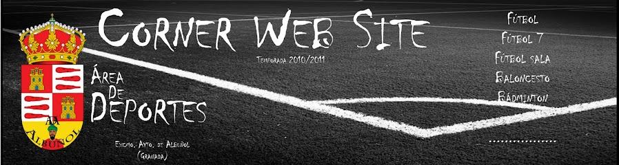 Corner Web Site
