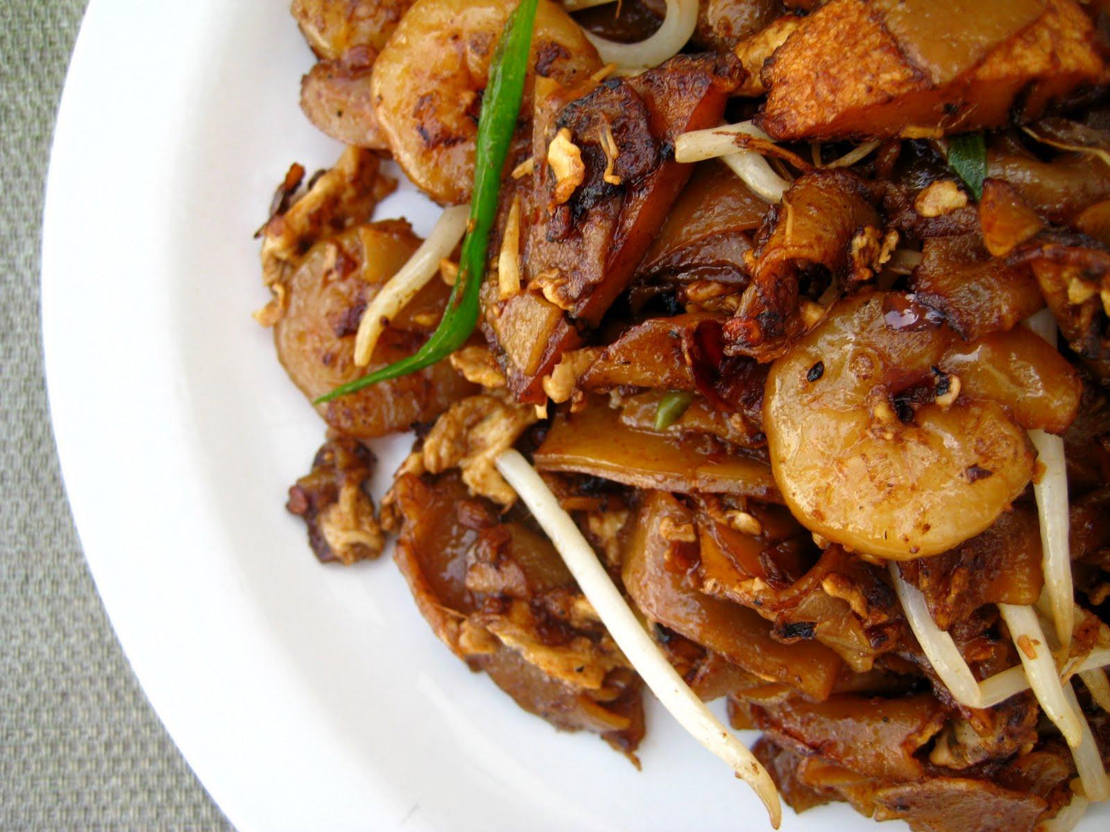 ... Tan's Kitchen: Penang Char Kuay Teow (Stir-Fried Flat Rice Noodles