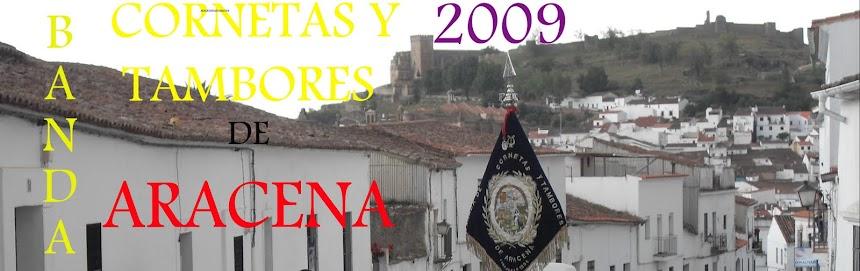 BANDA DE CORNETAS Y TAMBORES DE ARACENA