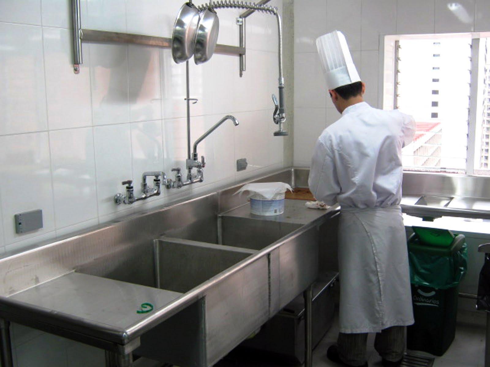 Heladeria normas de higiene personal utensilios y for Utensilios y materiales de una cocina de restaurante