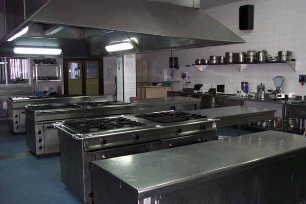 cocina instalaciones: