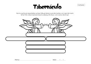Ministrio bblico infantil virtualpor karolline poerner desenho desenho da arca da aliana altavistaventures Image collections