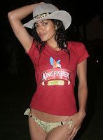 Kingfisher Calendar 2010 Models in Bikini