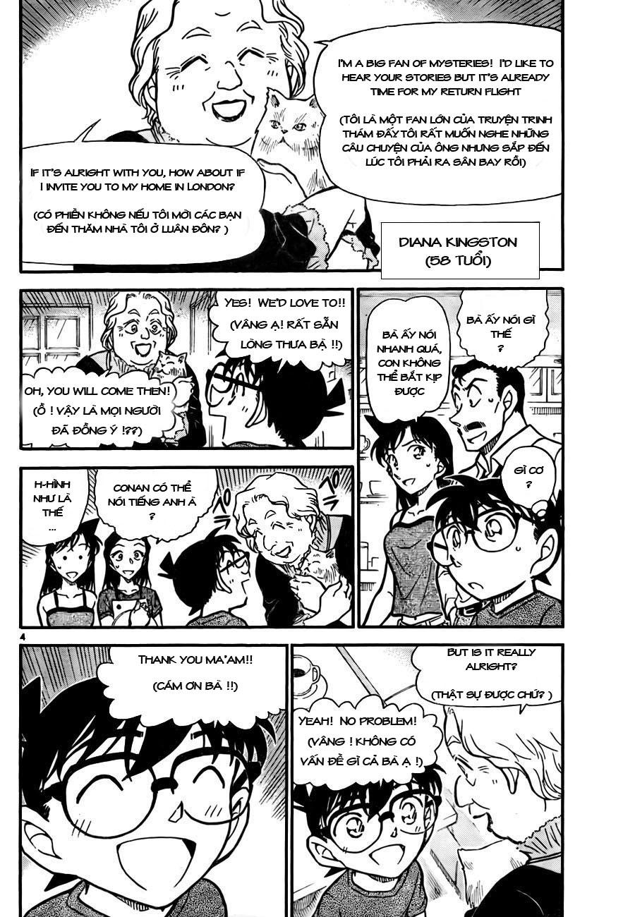 Conan-Thám Tử Lừng Danh trang 4