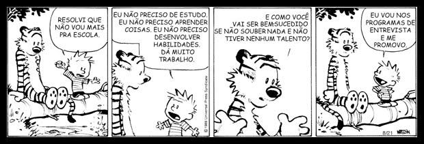 Calvin e seus Amigos
