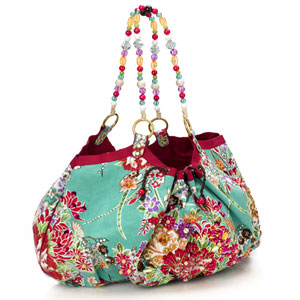 Cara Membuat Tas Wanita Gaya Oriental :