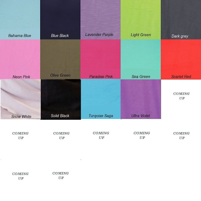 <b>.:: Catalogue Cotton Spandex::. </b>