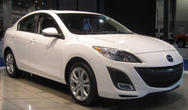 Review of the 2010 Mazda 3 Gt