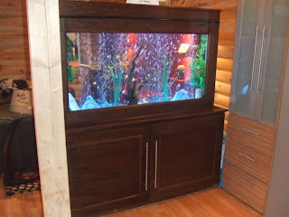 Creative Design Aquariums Furniture