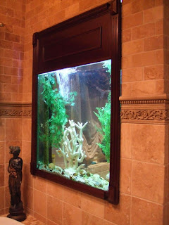 awesome Fish tank Furniture