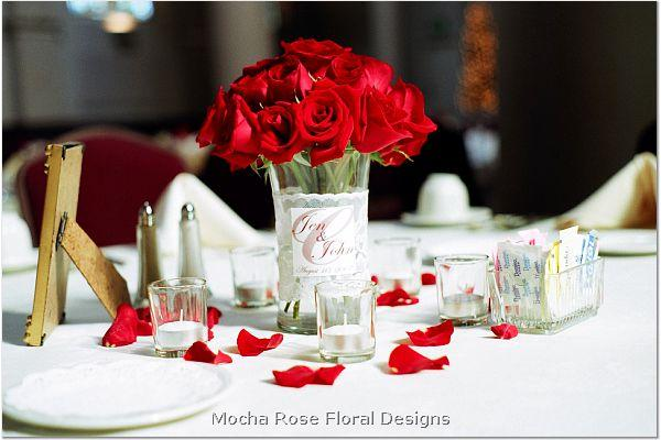 Awesome Red Wedding Centerpiece Ideas Gallery Styles And