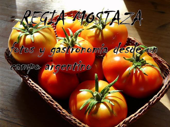 regia mostaza
